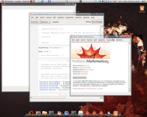 mathematica6-ubuntu