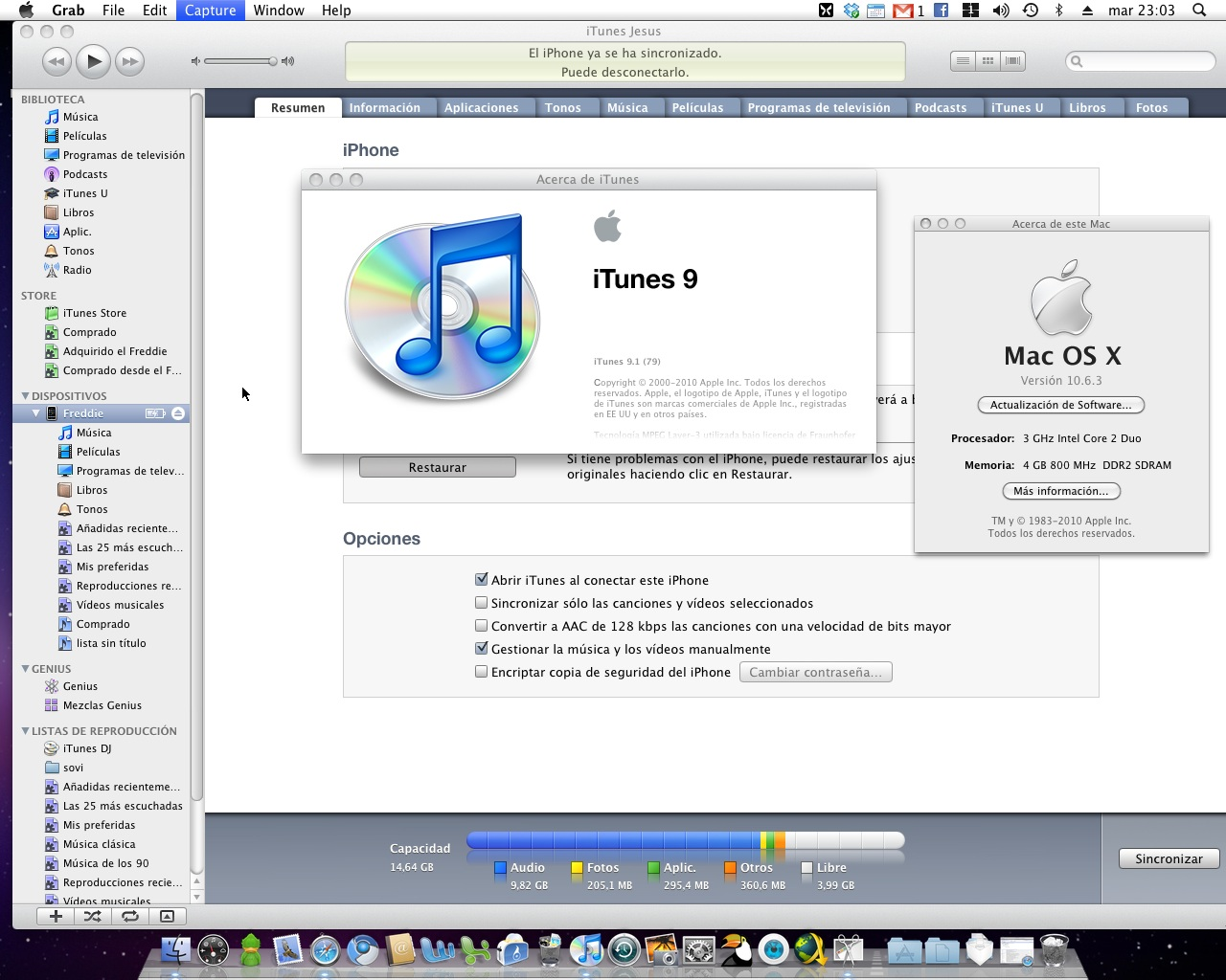 telecharger itunes 10.6.3 gratuit